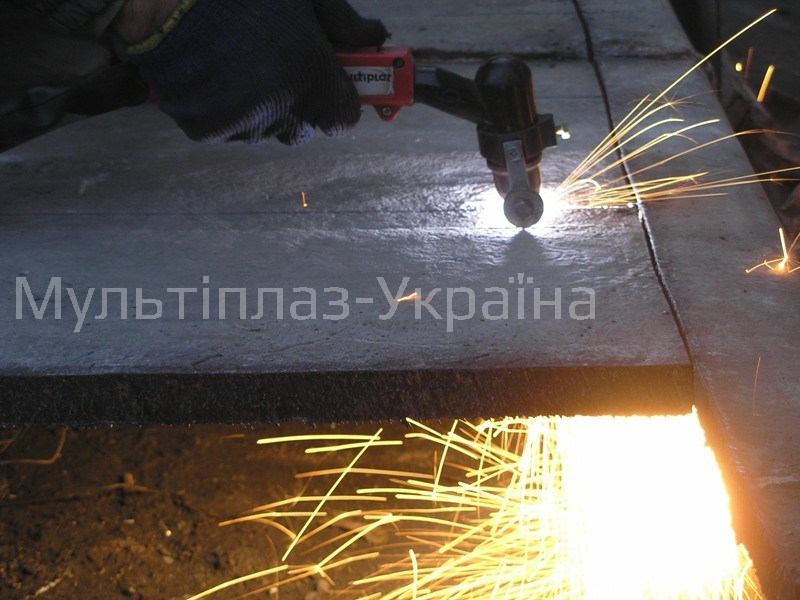 Hand cutting heat-resistant stainless steel 40mm (recycling)